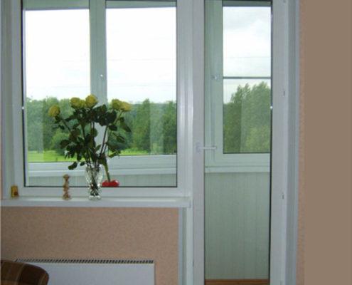 двери на балкон 88