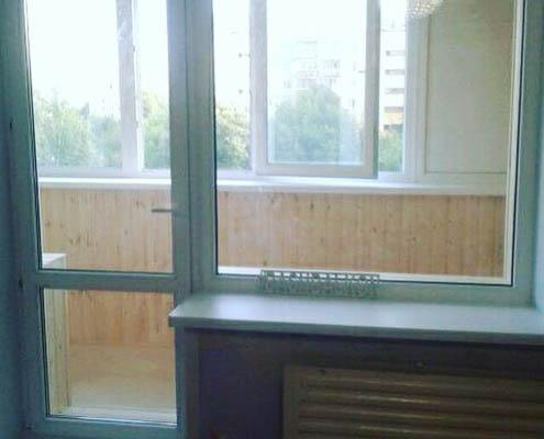 остекление балконов под ключ 2