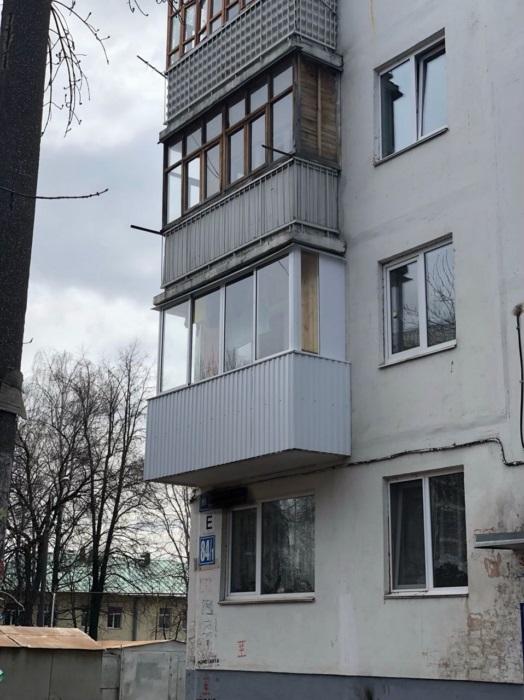 обшивка балкона под ключ