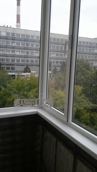 застекление балкона пластиковыми окнами