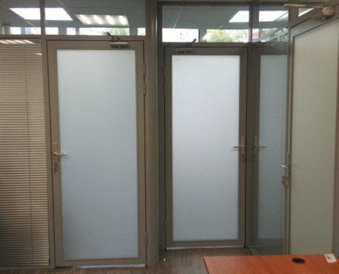 офисные перегородки с алюминиевым профилем 8