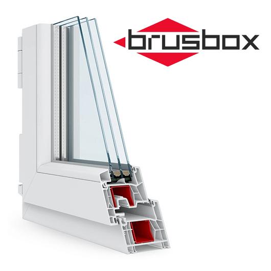 профиль окна brusbox